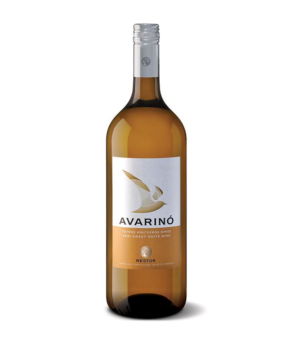 AVARINO SEMI SWEET WHITE 1.5lt
